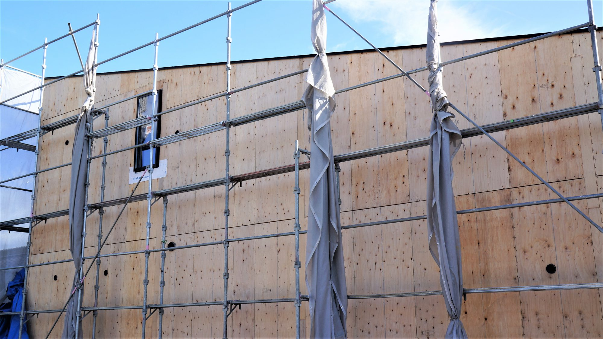 木造軸組面構造
