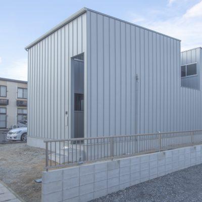 岡山市中区祇園 T-HOUSE PROJECT